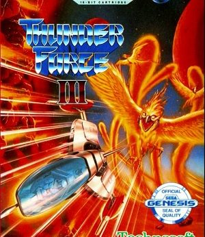 Thunder Force III facts