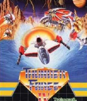 Thunder Force iv facts