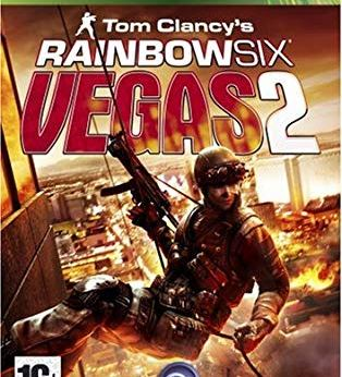 Tom Clancy's Rainbow Six Vegas 2 facts