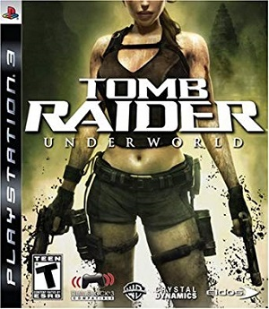 Tomb Raider Underworld facts
