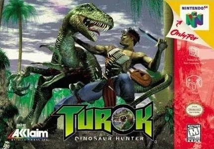 Turok Dinosaur Hunter facts