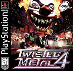 Twisted Metal 4 facts