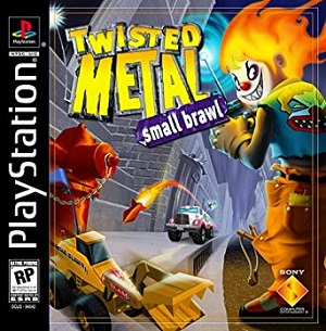Twisted Metal Small Brawl facts