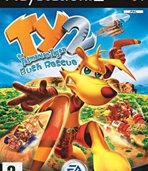 Ty the Tasmanian Tiger 2 Bush Rescue facts