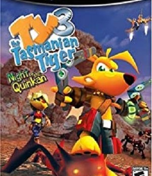 Ty the Tasmanian Tiger 3 Night of the Quinkan facts