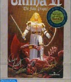Ultima VI The False Prophet facts