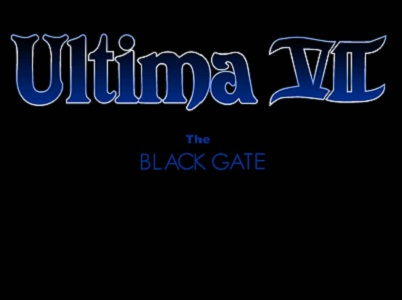Ultima VII The Black Gate facts