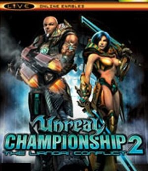 Unreal Championship 2 The Liandri Conflict facts