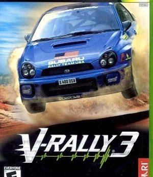 V-Rally 3 facts