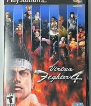 Virtua Fighter 4 facts
