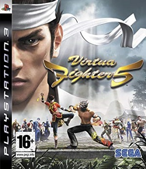 Virtua Fighter 5 facts