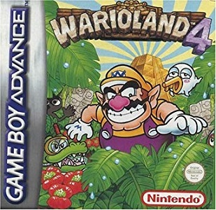 Wario Land 4 facts