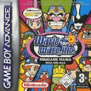 WarioWare, Inc. Mega Microgame$! facts