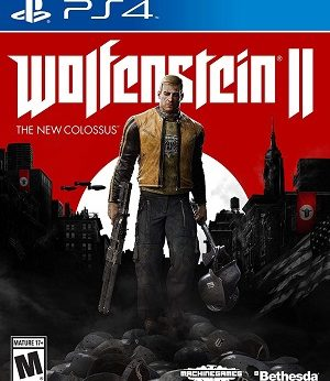 Wolfenstein II The New Colossus facts