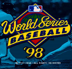 World Series Baseball 98 facts