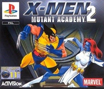 X-Men Mutant Academy 2 facts