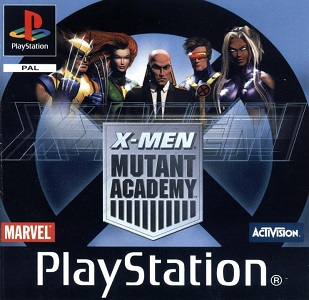 X-Men Mutant Academy facts