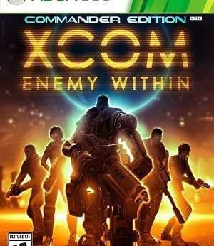 XCOM Enemy Within facts