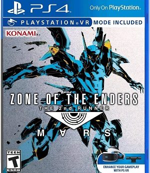 Zone of the Enders The 2nd Runner facts