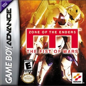 Zone of the Enders The Fist of Mars facts