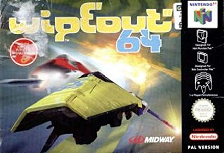wipeout 64 facts
