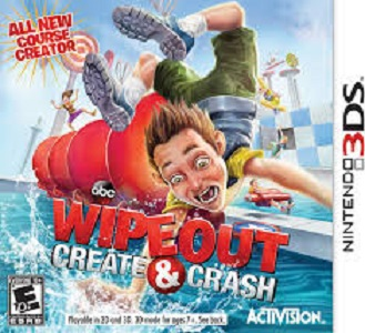 wipeout create & crash facts