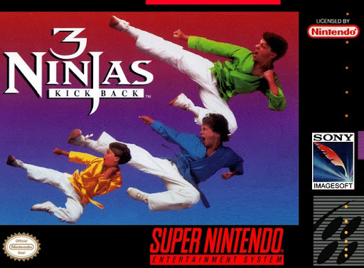 3 Ninjas Kick Back facts and statistics