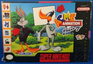 ACME Animation Factory facts and statistics