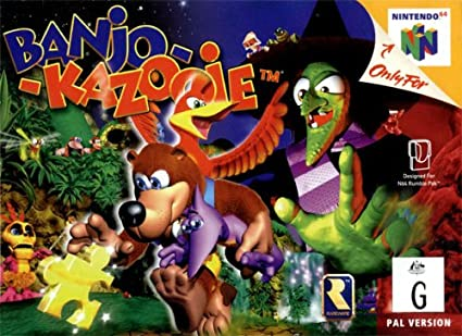 Banjo-Kazooie facts and statistics