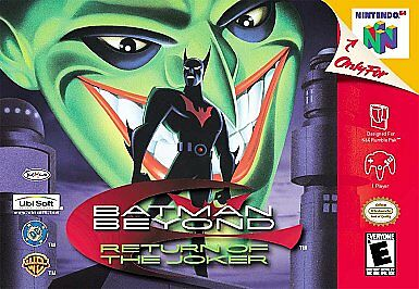 Batman Beyond Return of the Joker facts and statistics
