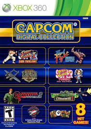 Capcom Digital Collection facts and statistics