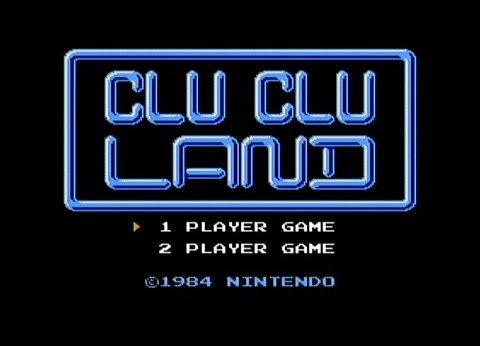 Clu Clu Land facts and statistics