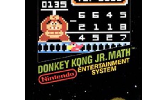Donkey Kong Jr. Math facts and statistics