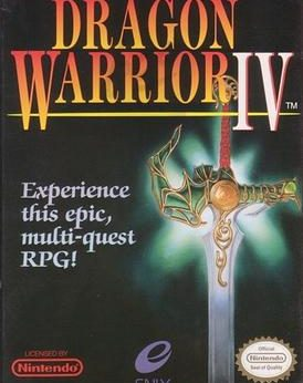 Dragon Warrior IV facts and statistics