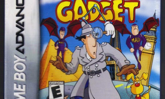 Inspector Gadget Advance Mission facts and statistics
