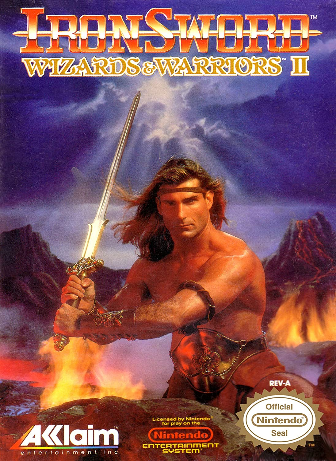Ironsword Wizards & Warriors II facts and statistics