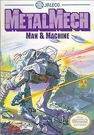 Metal Mech Man & Machine facts and statistics