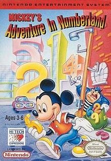 Mickey's Adventures in Numberland facts and statistics