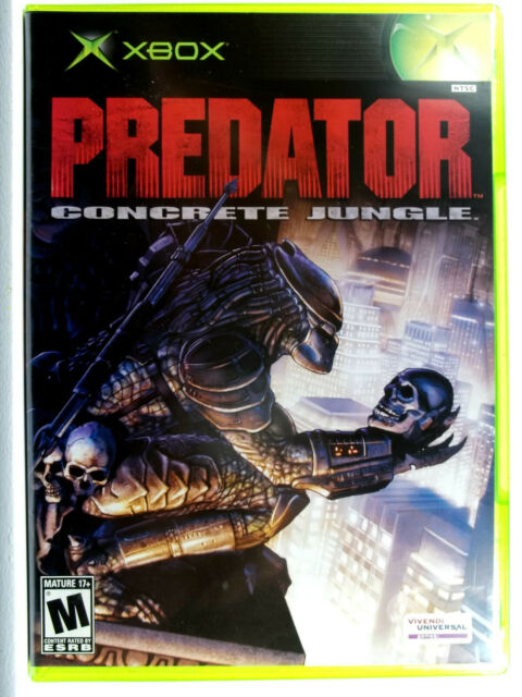 Predator Concrete Jungle facts and statistics