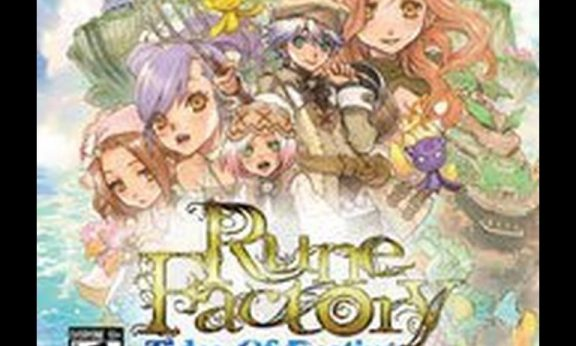 Rune Factory Tides of Destiny facts and statistics
