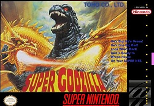 Super Godzilla facts and statistics