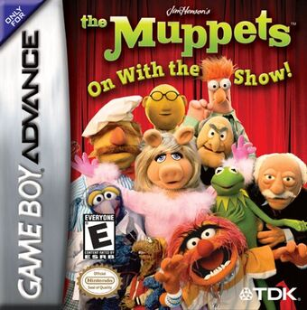 The Muppets On With The Show! facts and statistics