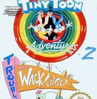 Tiny Toon Adventures 2 Trouble in Wackyland facts and statistics