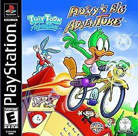 Tiny Toon Adventures Plucky's Big Adventure facts and statistics