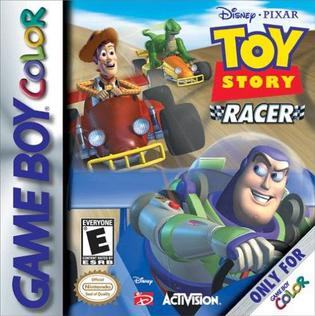 Toy Story Racer facts and statistics