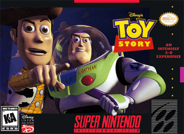 Toy Story facts and statistics
