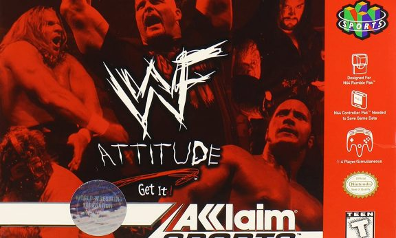 WWF Attitude facts and statistics