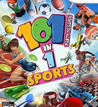 101-in-1 Sports Party Megamix facts statistics