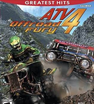 ATV Offroad Fury 4 facts statistics