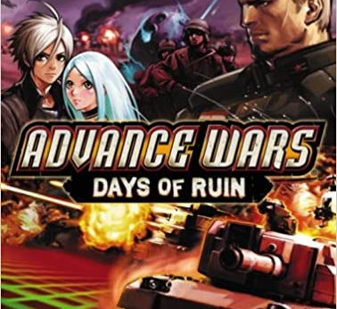 Advance Wars Days of Ruin facts and statistics